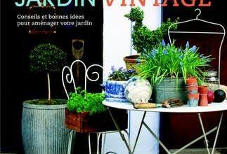 Photo of Jardin vintage, livre
