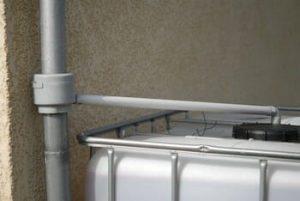 récupération eau de pluie pour arrosage