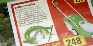Mulching ou ramassage