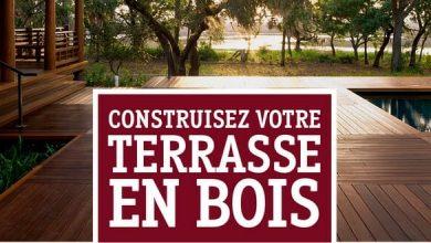 Photo of Construisez votre terrasse en bois