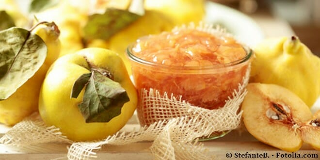 marmelade coing recette