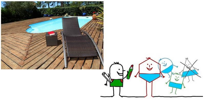taille piscine ideale