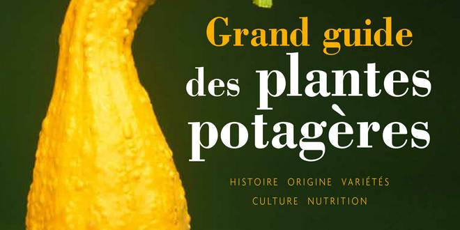 Grand guide plantes potageres