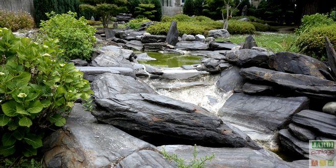 comment faire un jardin japonais