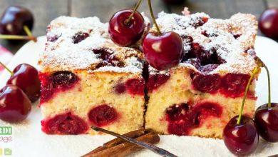 Photo of Cake aux cerises