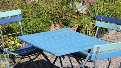 Photo de Quelle table de jardin choisir pour un minimum d'entretien ?