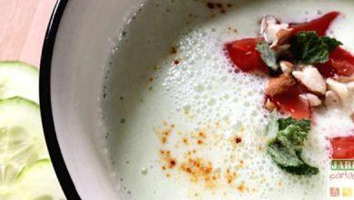 Photo of Soupe froide de concombres: simplement rafraîchissante !