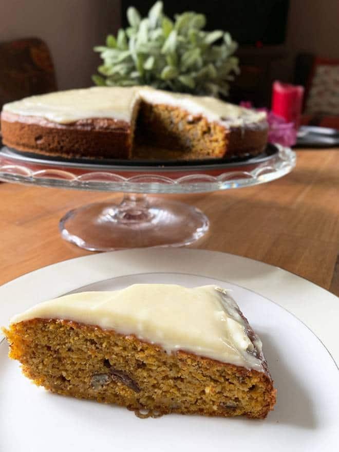 Carrot cake recette facile
