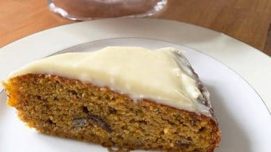 Photo of Carrot cake: recette du pudding aux carottes
