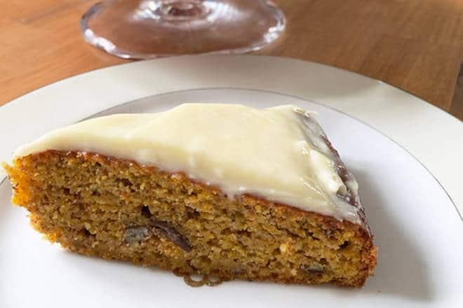 carrot cake recette originale