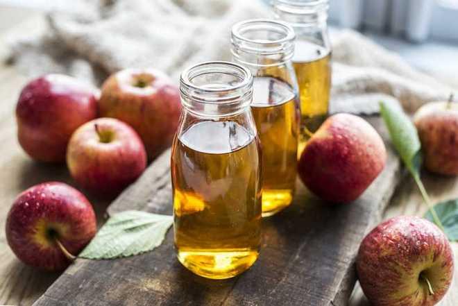 faire un jus de pommes