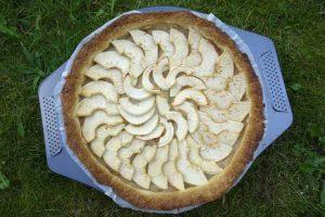 recette tarte aux pommes pate brisee