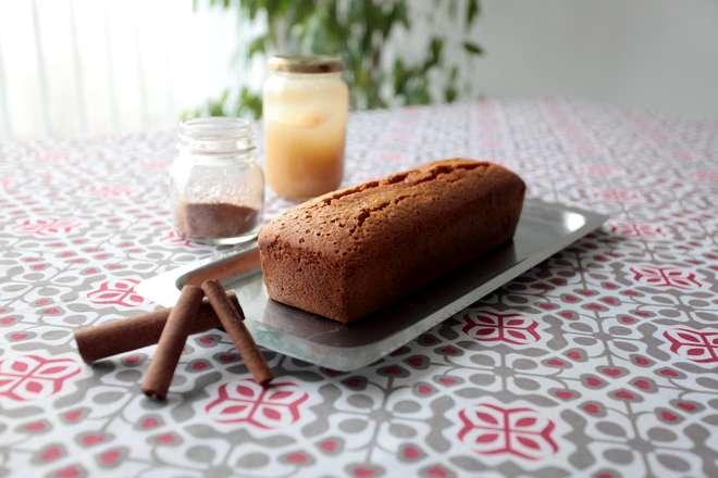 pain epice sans gluten