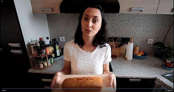 recette video pain epice sans gluten