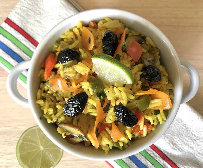 recette one pot riz