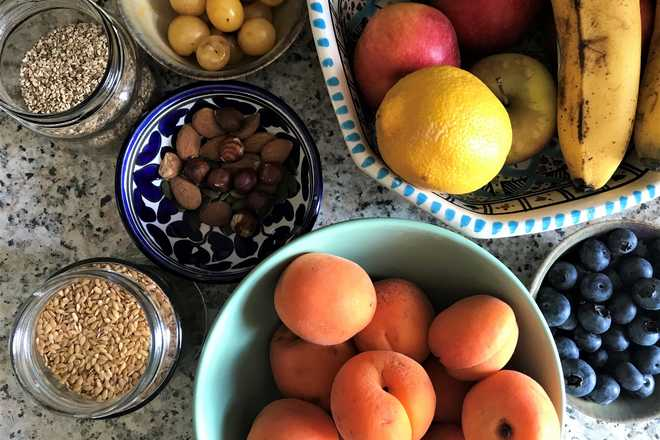 Miam o fruit recette