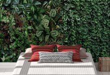 Photo de Aménagez une ambiance jardin sur vos murs !