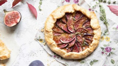 Photo de Tarte aux figues toute simple !