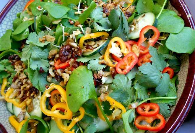 claytone de cuba salade