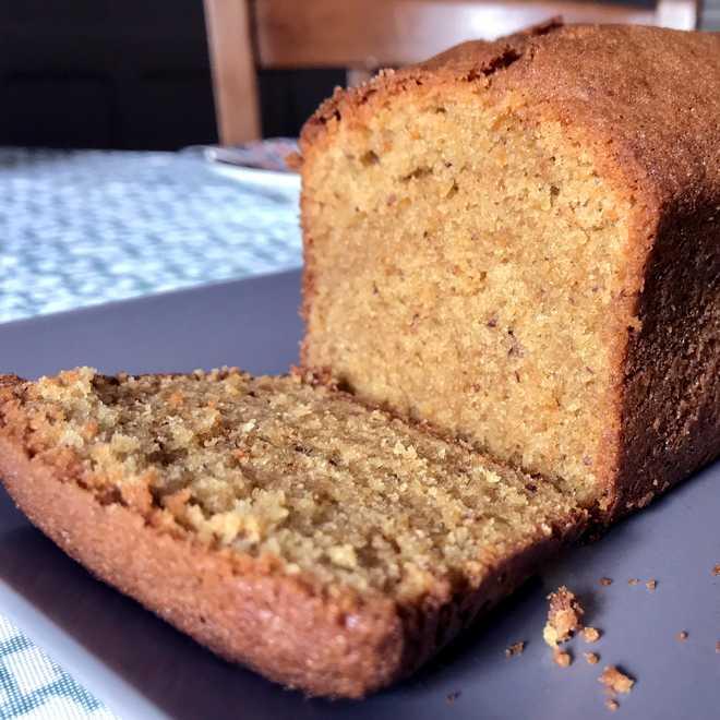 cake sans gluten sucré