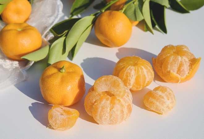 bienfait des mandarines