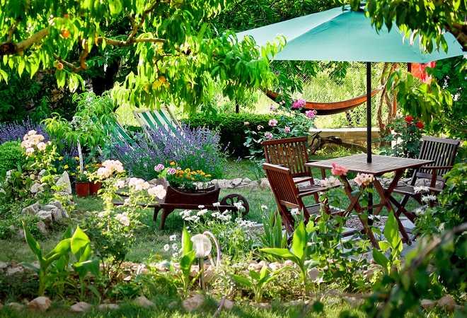 mobilier et accessoires de jardin
