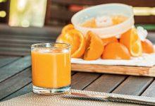 bienfait jus d orange frais