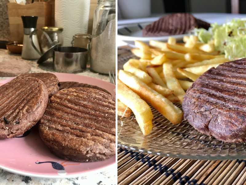 recette steak végétal