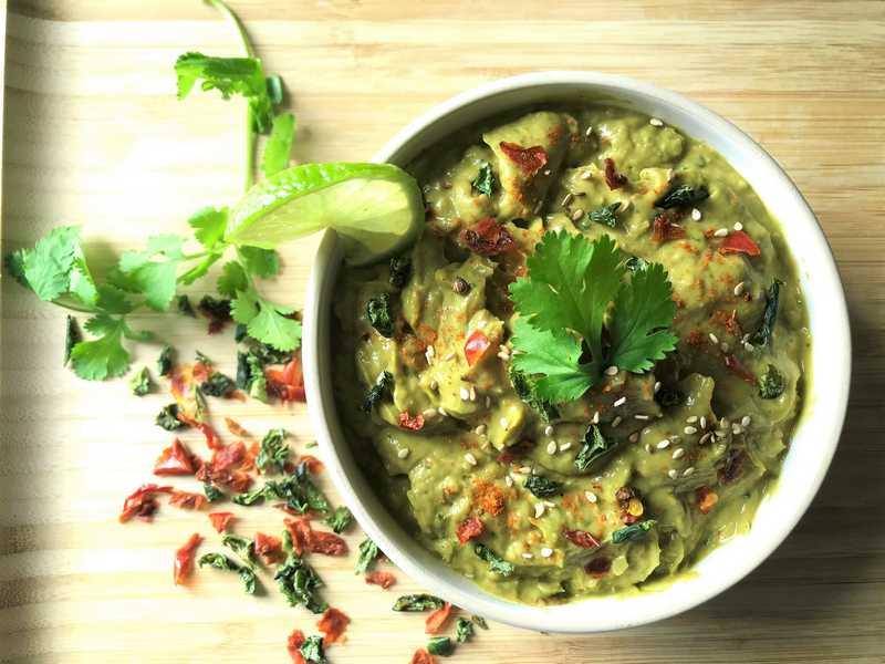 guacamole maison recette