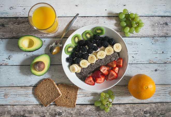 petit dejeuner equilibrer