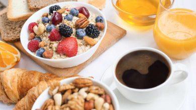 petit déjeuner parfait