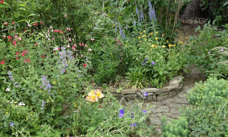 avoir un beau jardin