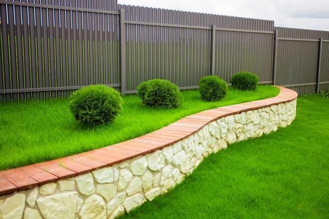 les différents types de clôture