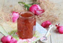 recette de la confiture de pétales de rose