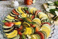 recette du tian de légumes